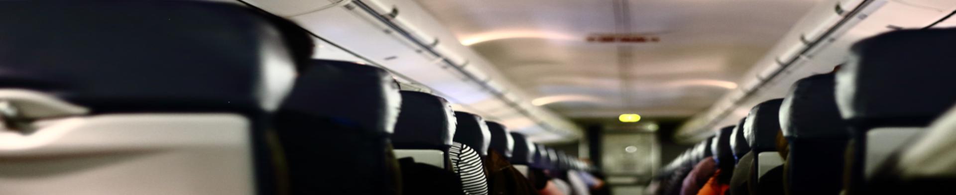 Flight Attendant Banner