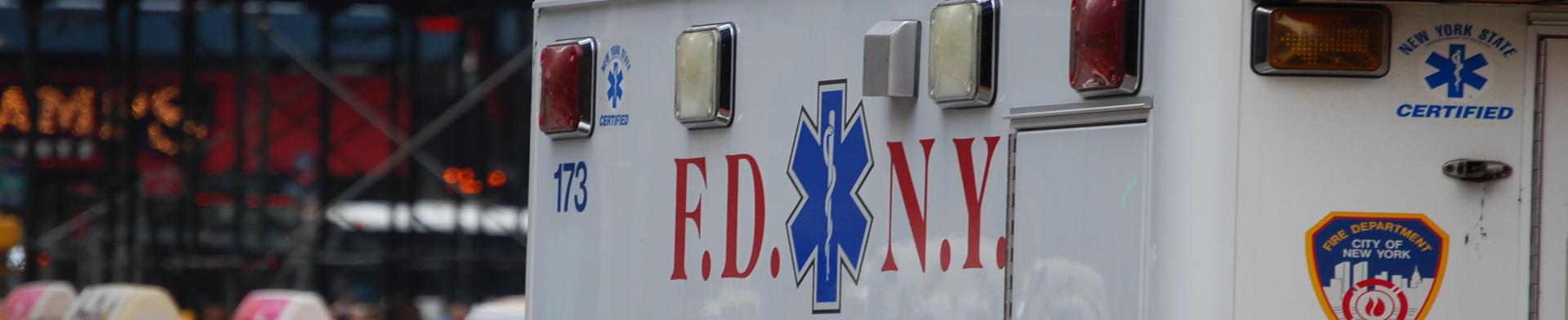 Paramedic Banner